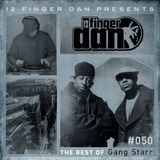 12 FINGER DAN Best of Series Vol. 50 (GANG STARR)
