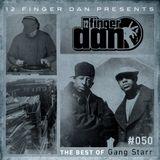 12 FINGER DAN Best of Series Vol. 50 (GANG STARR)