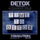 "Best of ""Detox"" on 93.5 FM Revolution Radio Miami **Recorded Live on 02-09-2017**"
