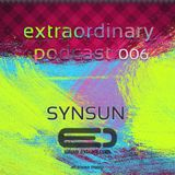 Synsun - Extraordinary Podcast 006 (22.03.2012)
