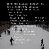 AMERICAN PANCAKE RADIO SHOW / PODCAST #16 - The After School Special