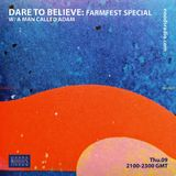 Dare To Believe:9th May '19