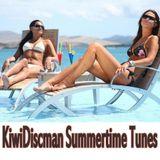 KiwiDiscman Summertime Tunes
