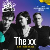The xx @ NOS Alive 2017