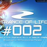 TRANCE OF LIFE EPISODE #002 (FFER MIX 1)