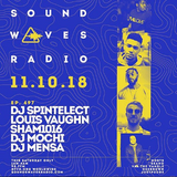 LIVE ON SOUNDWAVES RADIO L.A. 11-10-18