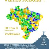 Rebolar Nordeste Minimix by DJ Tom B.
