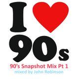 90's Snapshot Mix Pt I