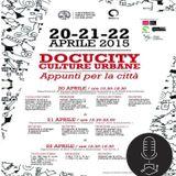 Speciale Docucity | [Milano, 2015]