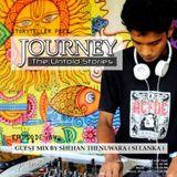 Journey - 84 guest mix by Shehan Thenuwara ( Sri Lanka ) on Cosmos Radio - Germany [19.09.18]