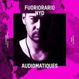 01.01.2017- AUDIOMATIQUES @ COSMO FESTIVAL - FUORIORARIO NYD at ATLANTICO (ROME - IT)