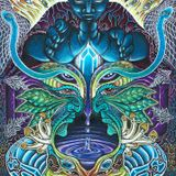 DJ ACHILLE SEHNE - MYSTICAL VOYAGERS VISIONARY SHAMANICS SHOW - 6/6/15