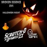 Broken Essence 16 Halloween Bass with Scratch-D