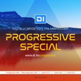 Cosmic Gravity - Digitally Imported's 17th Anniversary Progressive Special (2016)