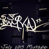 Dj Swival July 2015 Mixtape