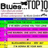 BLUES TOP 10 - Martedi 24 Febbraio 2015 (cluster 2)