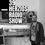 39 Herzios Radio Show w/ Telmo Trenor - 19/03/2019