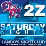 TJtheDJ & DJ 2Z - Lando's Nightclub [Corning, NY] 4-1-17