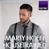 Marty Hoeft - #HOUSETRAINED - 28.1.18