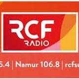 Namur:106.8FM Bruxelle:107.6FM Liège : 93.8FM Bastagne :105.4 FM www.rcf.be Fcb:Pelé-Oreste Ndongozi