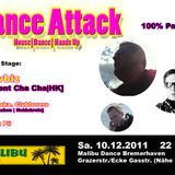 Dj Chrizz Pii live @ Dance Attack ,,Soft Mix'' Malibu Dance Bremerhaven