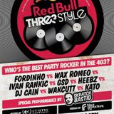 DJ CAIN.1 @ Red Bull Thre3 Style - 3rd Place - 2010 - Calgary