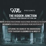 Silverback DJ @ The Hidden Junction #004 - 23.02.2017