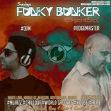 Funky Bunker Nottingham Live session Sunday 30th July 2017