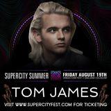 Super City Festival 2016, Oakland, California - Tom James Live