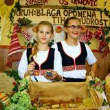 """Državna smotra """"Dani kruha – dani zahvalnosti plodovima zemlje"""""""