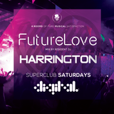 Harrington | FutureLove residency Mix | Digital Newcastle