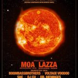 Lazza @ Drumfactory Night,Cordoba (26 sept 2015)