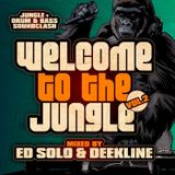 Deekline & Ed Solo - Welcome To The Jungle Vol. 2 (Continuous DJ Mix Part 1)