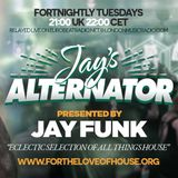 Jay Funk - Live on For The Love Of House - Show 5 - Mid 90's US House & Garage Pt.1 ( No Chat )