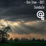 SundaZe - Om Tree - #001 -[2nd hour- RadioQ37] -12-02-16