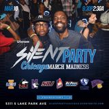 A Night @ the Promontory: Silent Party March Madness Edition 2018-10 March 2018