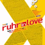 FADEN @ Ruhr in Love 2014 - THP - Records & Future Radio Floor (VINYL Set)