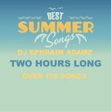 DJ Ephraim Adamz - Summer Hits Mix