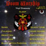 Doom Worship E005 - 2017 Favorites Vinyl Giveaway