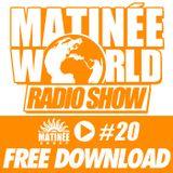 #Matinéeworld 20