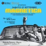Welcome back Magnetica!
