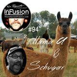 Llama A & Schugar - No Requests Podcast 94