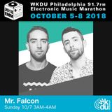 Mr. Falcon - 2018 WKDU Electronic Music Marathon