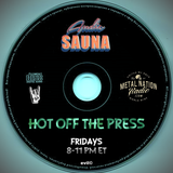 12-08-2017 Audio Sauna Hot Off The Press