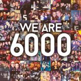 WE ARE 6000