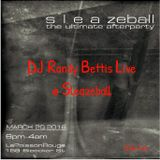 DJ Randy Bettis presents: Live @ Sleazeball (Disk Two)
