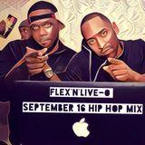 September 16 Hip Hop Mix