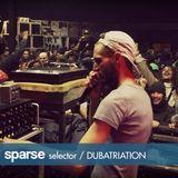 Sparse selector #12 - Avril 2017 - par Dubatriation