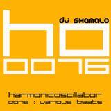 HarmonicOscillator#0076 : Various Beatz