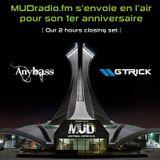 MUDradio s'envoie en l'air pour son 1er anniversaire